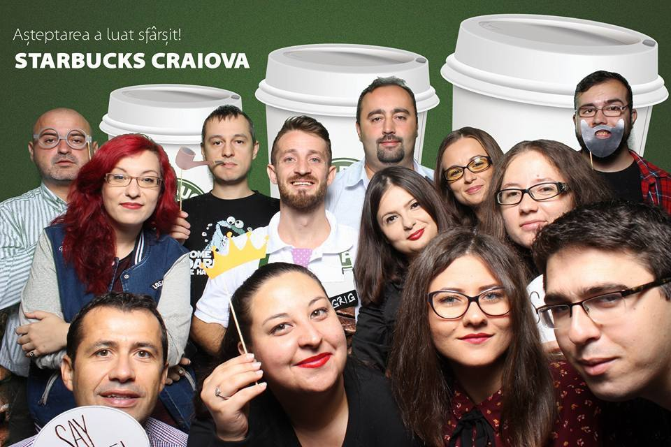 Prima cafenea Starbucks din Craiova s-a deschis in MERCUR CENTER