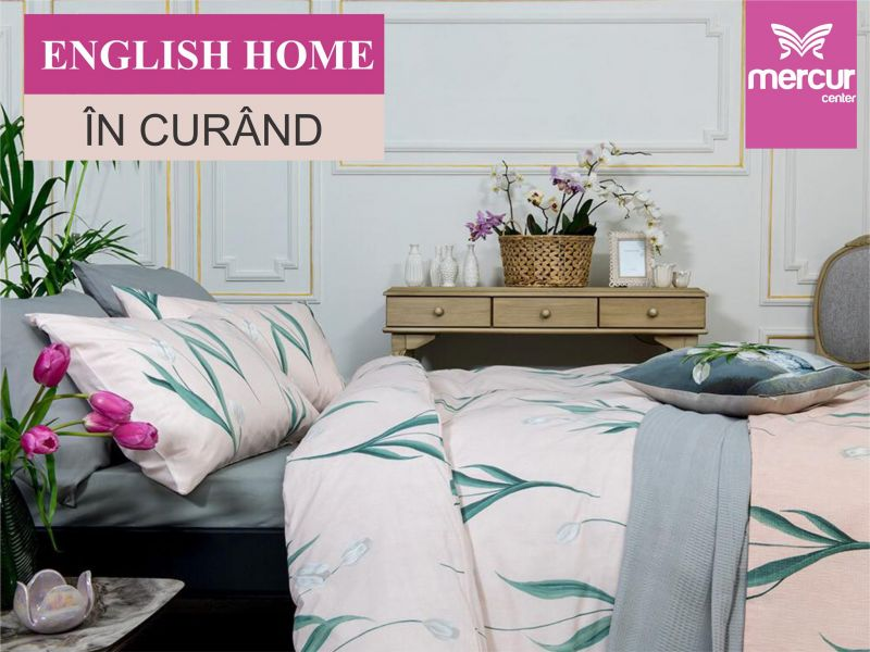 ENGLISH HOME - IN CURAND
